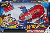 Аксессуар на руку бластер Человека-паука с патронами Nerf, фото 1