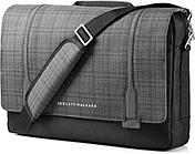 """Сумка для ноутбука HP/Slim Ultrabook Messenger/15,6 """"/textiles F3W14AA"""