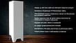 Бактерицидный рециркулятор воздуха SOEKS. Ультрафиолетовый облучатель для обеззараживания. Бактерицидный лампа, фото 3