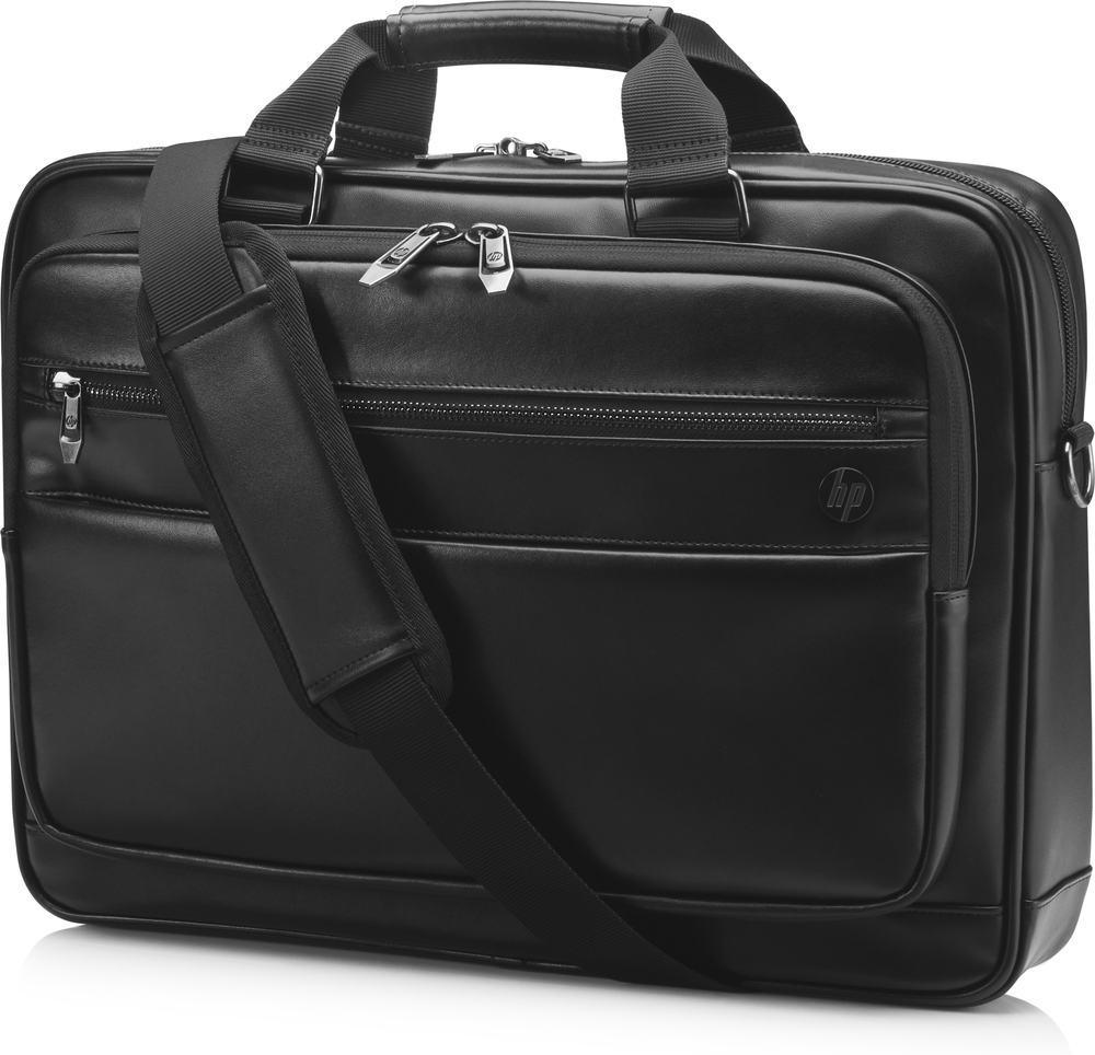 "Кожаная сумка HP Executive Leather Top Load (15,6"") 6KD09AA"