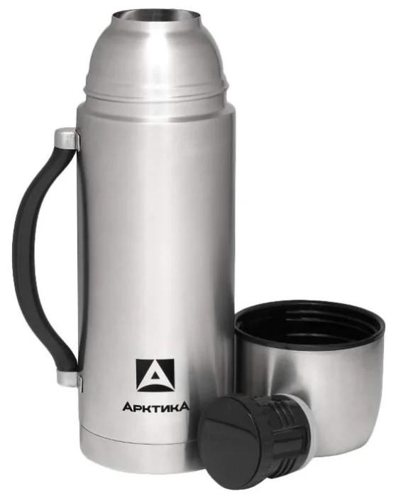 Термос питьевой с ручкой Арктика 700 мл