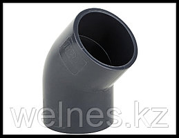 Полуотвод PVC для бассейна (140 мм)