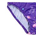 Детские купальники  фиолетовый фламинго, фото 4