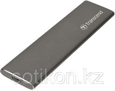 Жесткий диск SSD внешний 960GB Transcend TS960GESD250C, фото 2
