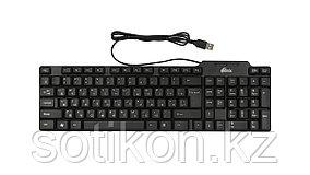 Клавиатура проводная Ritmix RKB-111 черный