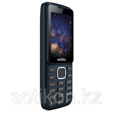 Мобильный телефон Nobby 230 синий, фото 2
