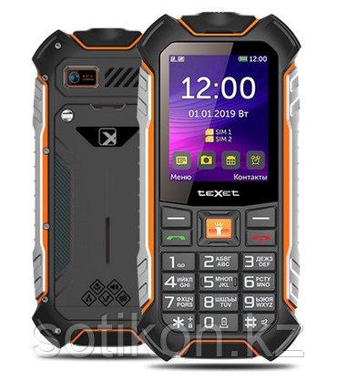 Мобильный телефон Texet TM-530R черный, фото 2