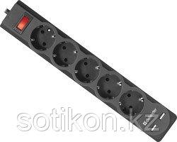Сетевой фильтр Defender DFS 751 - 1,8 М, 2xUSB, 2.1A, 5 outlets, фото 2