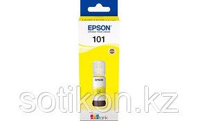 Чернила Epson C13T03V44A 101 EcoTank 70ml для L4150/L4160 жёлтый