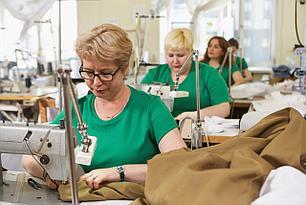 Услуги по пошиву изделий