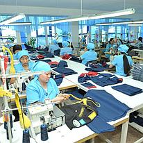 Услуги швейного цеха