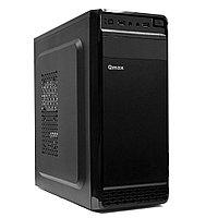 CASE Qmax КB13В ATX MidiTower, 2,5* x 2, 3,5*x 4, 5,25* x 1 , Expansion Slots x 7, USB x 2, 40 х 17,3 х 41 см,