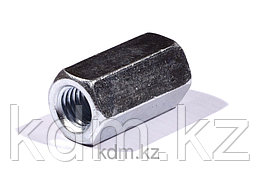 Гайка соединительная DIN 6334 оц М20