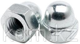 Гайка М6 колпачковая DIN 1587 оц
