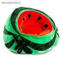 Мягкая игрушка «Арбуз-кресло»