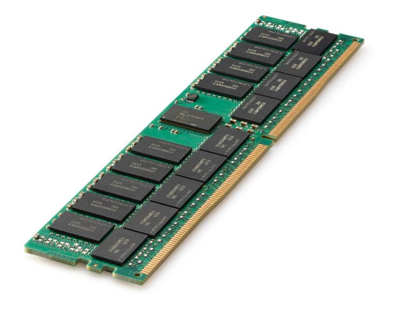 HPE 838083-B21 Модуль памяти 32GB (1x32GB) Dual Rank x4 DDR4-2666 CAS-19-19-19 Registered Smart Memory Kit