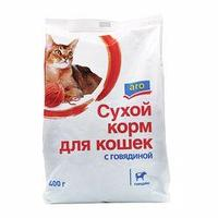 Сухой корм Aro для кошек 400г