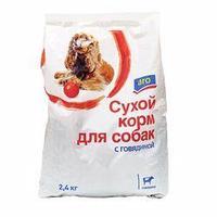 Сухой корм Aro для собак 2,4кг