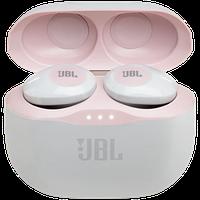 Беспроводные Bleutooth наушники JBL Pure, розово-белые