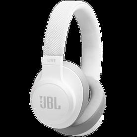 Беспроводные Bleutooth наушники JBL Live, белые