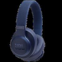 Беспроводные Bleutooth наушники JBL Live, синие