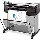 Плоттер HP DesignJet T830 24in MFP Printer F9A28A, A1 Принтер 2400x1200 dpi,Сканер 600x600 dpi, Копи
