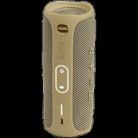 Портативная Bluetooth колонка JBL Flip 5, бежевая