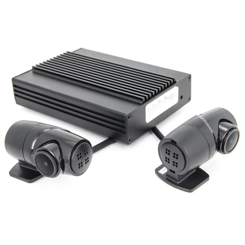 Видеорегистратор Incar VR-750 с возможностью одновременной записи с 2-х видеокамер