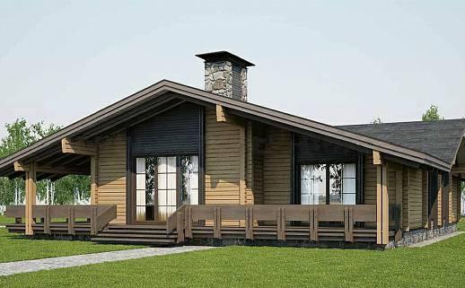 Проект дома №344