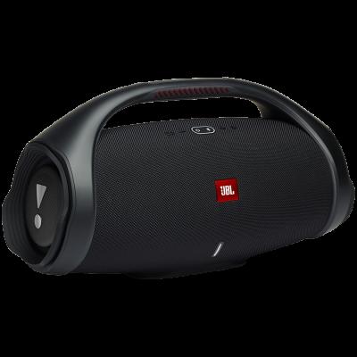 Бумбокс JBL Bluetooth, черная - фото 1