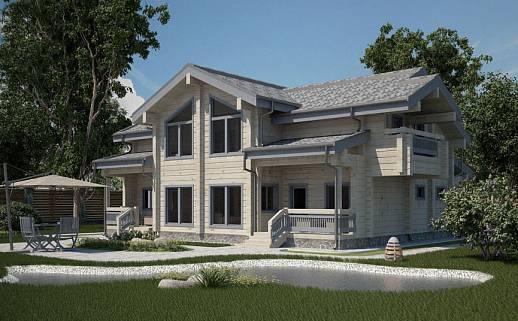 Проект дома №308