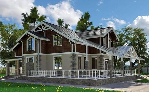 Проект дома №3320