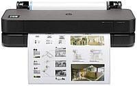 Плоттер HP DJ T230 24-in 5HB07A, 610mm, A1, 35сек/стр A1; 68л A1/час, WIFI, Ethernet,USB 2.0, remote