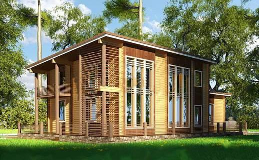 Проект дома №3321
