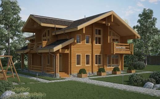 Проект дома №324