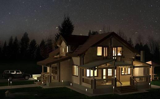 Проект дома №3329