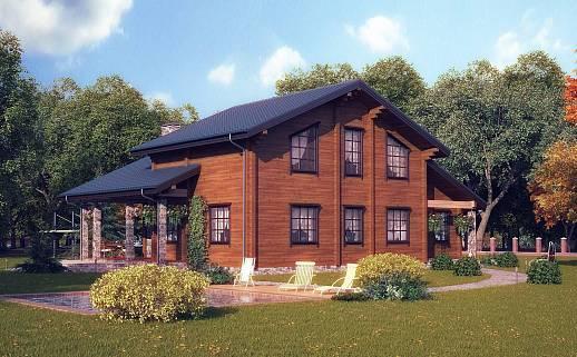Проект дома №2237