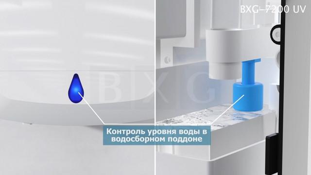 скоростная сушилка для рук напольная bxg
