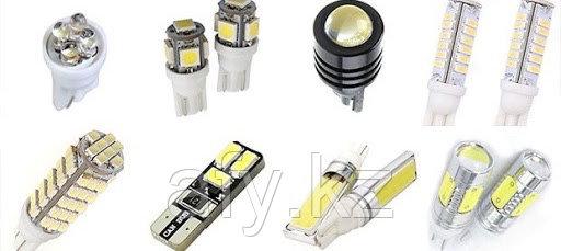 Лампочки Диодные Т-10