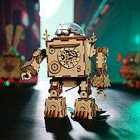 "3D пазл Robotime ""Музыкальный робот"""