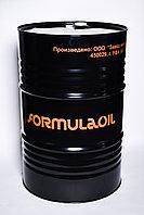 Масло моторное FORMULAOIL 5W-40 API CJ-4 синтетическое для дизельных двигателей / 205 л.