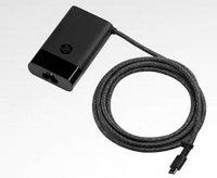 Адаптер HP Europe USB-C Slim Travel Power Adapter [7EZ26AA#ABB]