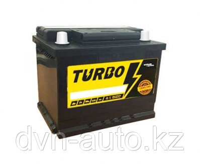 Аккумулятор TURBO DC SMF-56019 60AH -+