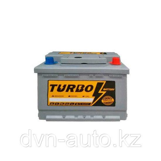 Аккумулятор TURBO DC SMF-57412 75AH -+