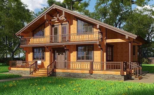 Проект дома №3317