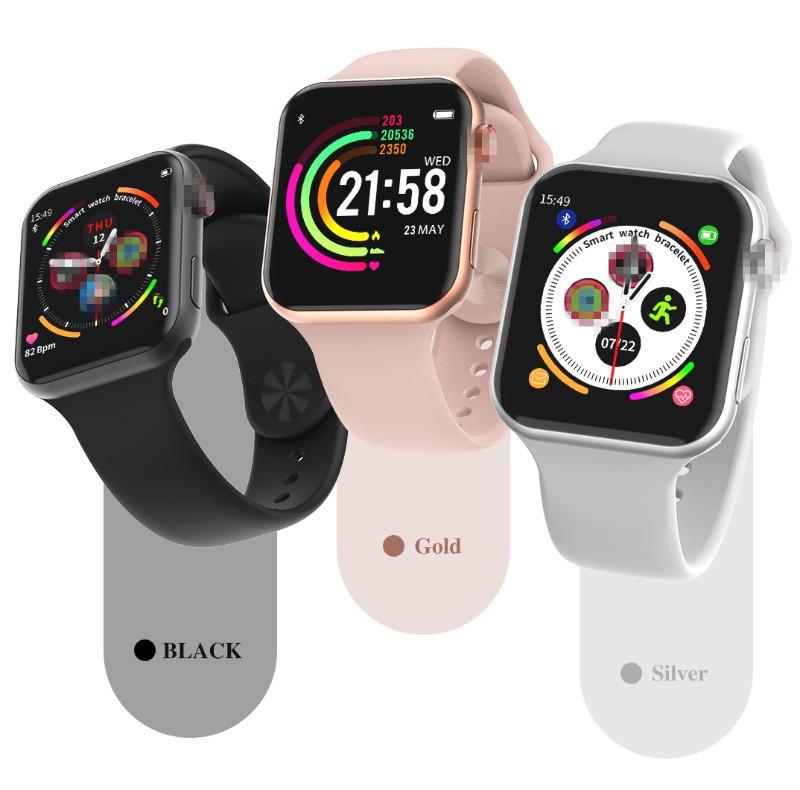 Сенсорные умные часы-телефон Smart-Watch W34