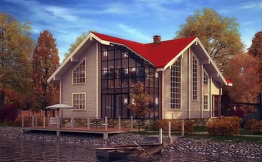 Проект дома №368