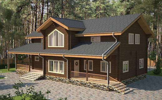 Проект дома №3330