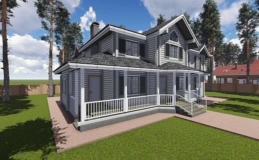 Проект дома №3339