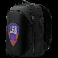 Рюкзак с led-экраном Prestigio LEDme MAX, черный
